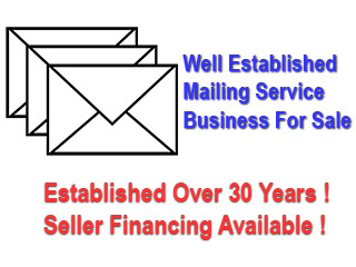 Phoenix AZ Based Mailing Center Business For Sale