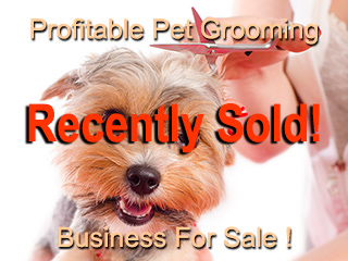 Recently Sold Pet Grooming Business